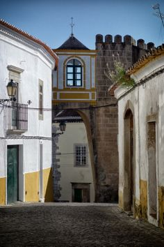 Lovely town Elvas near the border  #Portugal