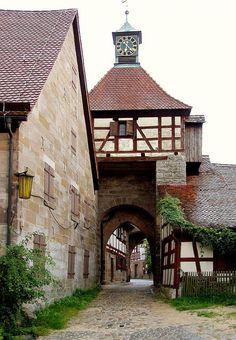 Cadolzburg, Bavaria, Germany