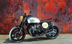 Honda CB750 Scrambler - Grease n Gasoline