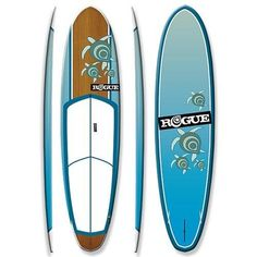 Rogue SUP All Water Honu R-6 Stand Up PaddleBoard- Get $50 OFF+ FREE SHIPPING