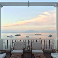 You can't never get tired of this view.. #nofilter #jk #jkcapri #jkterrace #view #capri #bestview #bestplaces #aplacetogo #sea #sunset #vesuvio