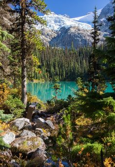 Joffrey Lake (BC) by Nick Stacey / 500px