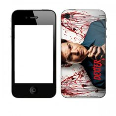 Dexter Blood Wings Phone and MP3 Player Skins  It will be here Friday!!! yay