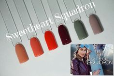 HARMONY GELISH - SWEETHEART SQUADRON (vernis permanent): Nouvelle collection automne!