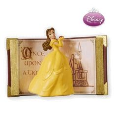 Amazon.com: Once Upon a Time - Beauty and the Beast - Disney - 2010 Hallmark Ornament - QXD1056: Furniture & Decor