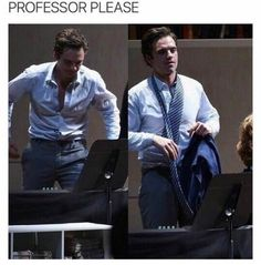 fucking imagine if he was actually your teacher though. you would get no work done. ever.