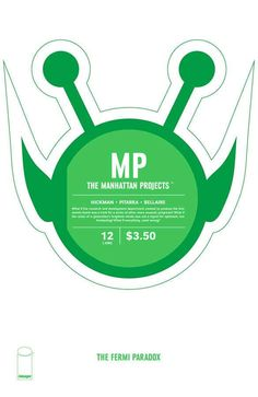 The Manhattan Projects #12