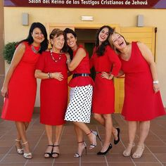 Happy sisters at a meeting in Martorell Spain. Photo shared by @debbiegarciaalcala by jw_witnesses