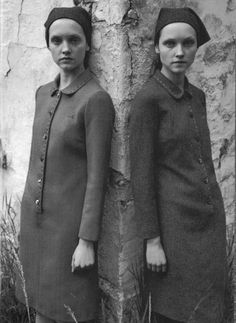 A Rural Storyphotographed by Juergen Teller, Vogue Italia November 1998
