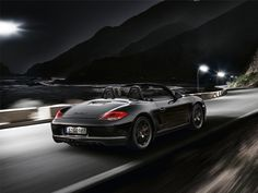 Typ 987 Boxster S Black (limited) Edition (2012)