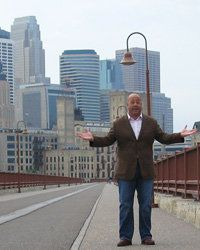 Andrew Zimmern names amazing Twin Cities restaurants in Minneapolis and St. Paul.