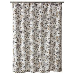 "Target Home™ Floral Shower Curtain - Gold (72x72"").  **Saw this in person and love it...this pic doesn't do it justice!"