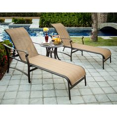 Costco Saratoga chaise set