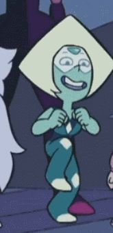 Peri dances to almost any song