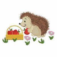 Adorable Hedgehog - Dinkum Designs | OregonPatchWorks