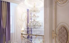 Двери комнат второго этажа - миниатюра 16 Dining Room Design, Chandelier, House Design, Ceiling Lights, Living Room, Mirror, Lighting, Furniture, Home Decor