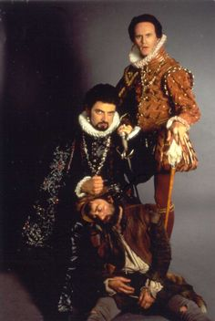 One of my favorite television shows of all-time! (Blackadder)