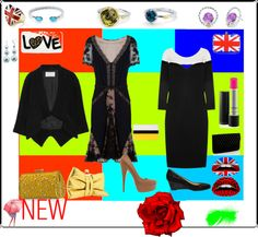 """NEW"" by sinerrgia on Polyvore"