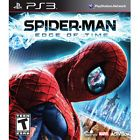 Sony PlayStation 3 Spider-Man: Edge of Time Brand New In Package Factory Sealed