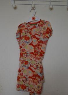 À vendre sur #vintedfrance ! http://www.vinted.fr/mode-enfants/robes/23830710-robe-kimono-multicolore-antoine-et-lili