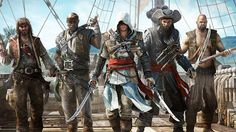 Assassin's Creed 4: Black Flag is set to continue the brilliant story arc of the previous titles in the series that has seen you take on different roles in unique points of history. Now it's time to take to the sea as a buccaneering freelancer. The year is 1715. Pirates rule the Caribbean and have established their own lawless Republic where corruption, greediness and cruelty are commonplace.
