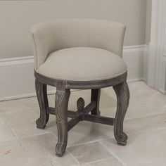Found it at Joss & Main - Pearl Vanity Stool