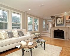 Living Room Design, Pictures, Remodel, Decor and Ideas - page 24 grey and white combo