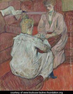 Part Cards - Henri de Toulouse-Lautrec - www.toulouse-lautrec-foundation.org