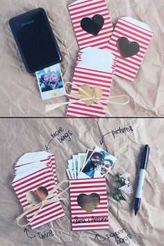 Share Your Love Story! Now up on the Polaroid blog, this cute DIY way to welcome guests to your wedding using Polaroid photos.   polaroid.com