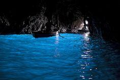 Grotta Azzurra (Italy).
