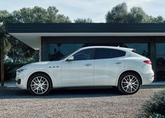 Maserati Levante : la version hybride rechargeable pour 2017