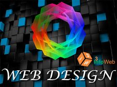 Web design is the process of creating websites. It encompasses several different aspects, including webpage layout, content production, and graphic design. 3InfoWeb is a company to look upon for all such expertise and we are capable of making quality custom web site designs & our web designers can turn your every vision into reality.