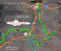 낙동정맥 18구간 영천 경주 지역 등산 후기 Climbers