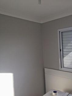 Casa e Reforma: Qual cor eu pinto minha sala? Que cor escolher? Dicas sobre cores com fotos de ambientes reais pintados recentemente. Cromio, Calopsita, Casca de Árvore, Amendoa Confeitada, Cinza Alpino, Potporri