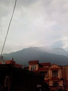 Ghati view