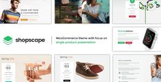 Are you looking for best Single Product WooCommerce Themes and Templates? In this article we're sharing amazing collection of Single Product WooCommerce Themes which are really exclusive. Most of the WooCommerce theme don't give you opportunity to display single product with great look. So this our