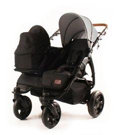KEES Twin K2 Plus  Rok po Roku. Wózek Bliźniaczy