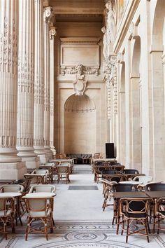 Mini Palais, Paris.