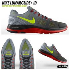 Ashton Eaton designed Nike LunarGlide+ #whatlimits