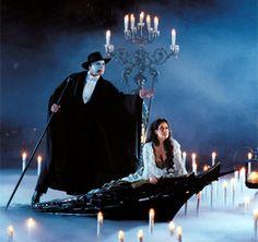 See Phantom of the Opera on stage