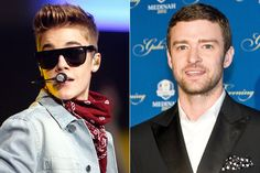 Justin Bieber Thrilled to have Timberlake Back in Music Game [VIDEO]