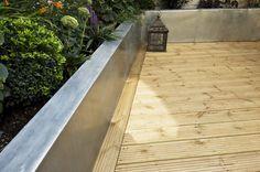 Timeless Timber Original Decking with Pro Wax 38mm x 125mm x 2.4m-4.8m