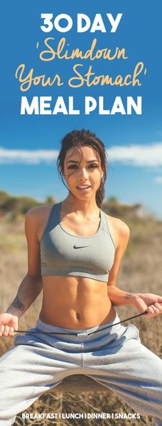 30Day-Slimdown-Your-Stomach-Meal-Plan