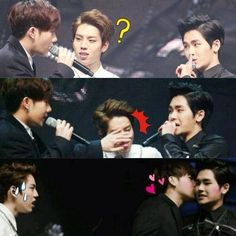 Sungguy what are you doing? Haha poor dongwoo