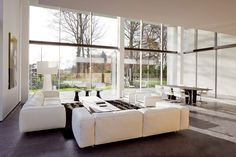 Modern House in Belgium: Genets 3 by AABE   HomeDSGN