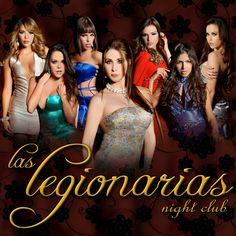 """Obra Teatral """"Las Legionarias""""  las más bellas Damas de Compañía VIP, seducen al público venezolano."""