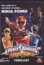 Power Rangers Ninja Storm full episodes