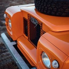 Cool Vintage Land Rover Series