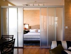 Объединение спальни и гостиной