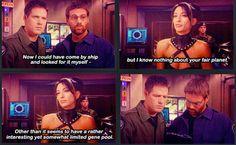 Stargate SG-1 gotta love Vala